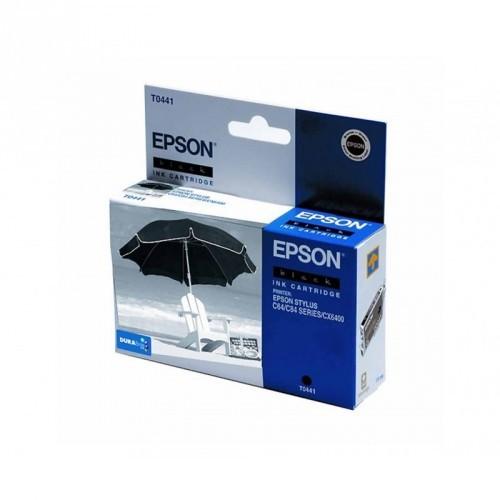 EPSON T0441 / COLOR NEGRO / CARTUCHO DE TINTA ORIGINAL / C13T04414010