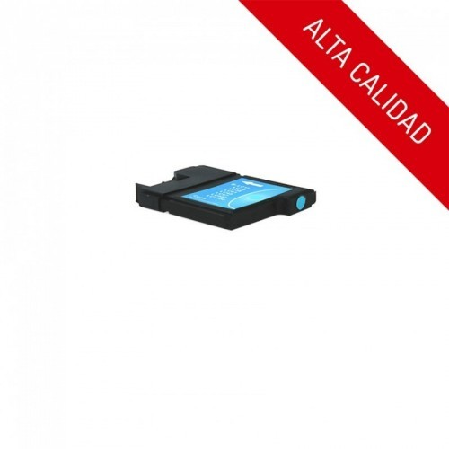 ALTA CALIDAD / BROTHER LC985 / COLOR CYAN / CARTUCHO DE TINTA COMPATIBLE