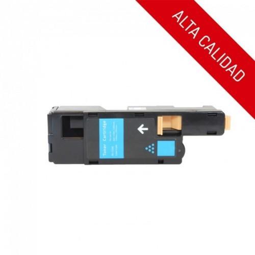 ALTA CALIDAD / EPSON ACULASER C1700 / CX17 / COLOR CYAN / TÓNER COMPATIBLE / C13S050613