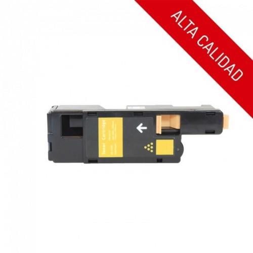 ALTA CALIDAD / EPSON ACULASER C1700 / CX17 / COLOR AMARILLO / TÓNER COMPATIBLE / C13S050611