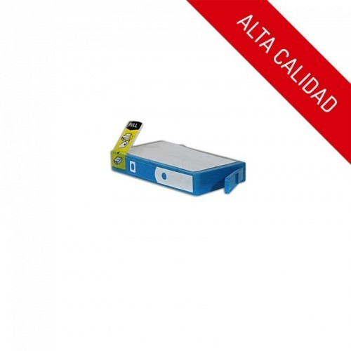 ALTA CALIDAD / HP 920XL / COLOR CYAN / CARTUCHO DE TINTA COMPATIBLE / CD972AE