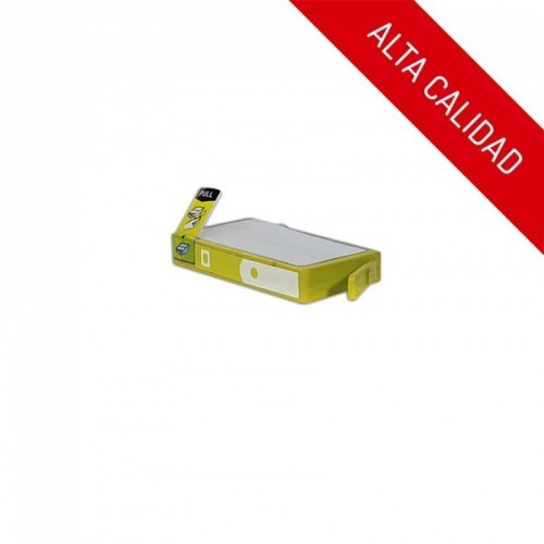 ALTA CALIDAD / HP 920XL / COLOR AMARILLO / CARTUCHO DE TINTA COMPATIBLE / CD974AE