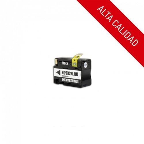 ALTA CALIDAD / HP 932XL / COLOR NEGRO / CARTUCHO DE TINTA COMPATIBLE / CN053AE