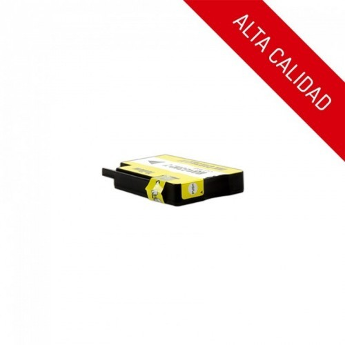 ALTA CALIDAD / HP 933XL / COLOR AMARILLO / CARTUCHO DE TINTA COMPATIBLE / CN056AE
