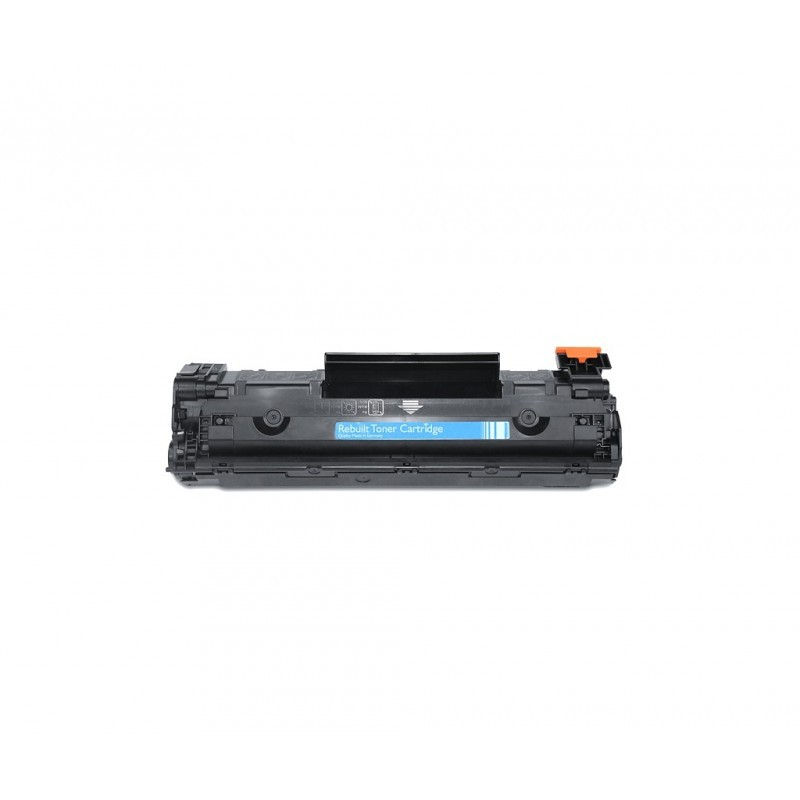 HP CE285A / COLOR NEGRO / TÓNER COMPATIBLE / 85A