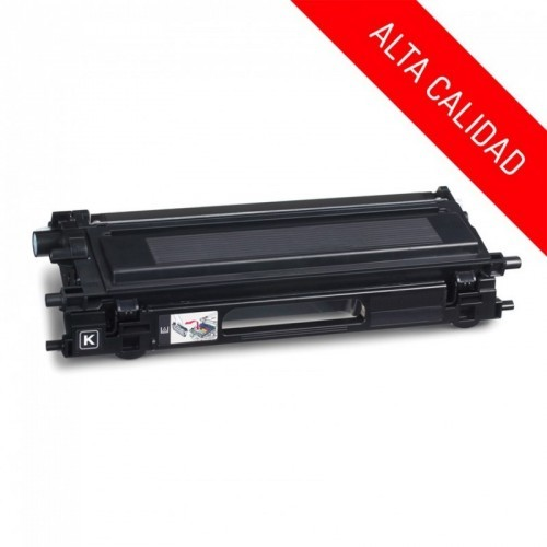 ALTA CALIDAD / BROTHER TN130 / TN135 / COLOR NEGRO / TÓNER COMPATIBLE