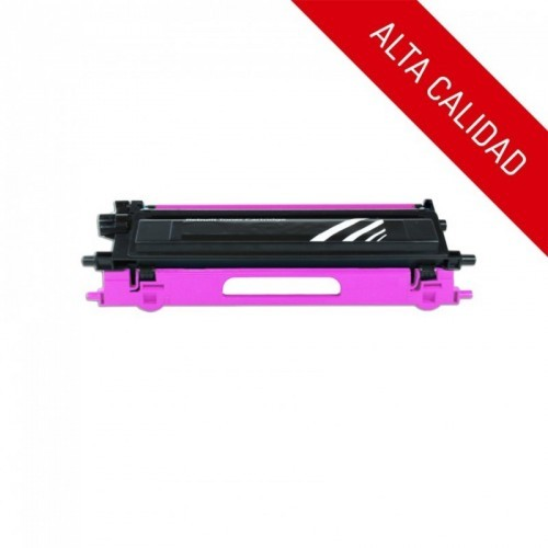 ALTA CALIDAD / BROTHER TN130 / TN135 / COLOR MAGENTA / TÓNER COMPATIBLE