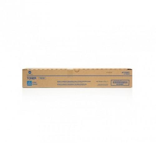 KONIKA MINOLTA TN-216C / COLOR CYAN / TÓNER ORIGINAL / A11G451