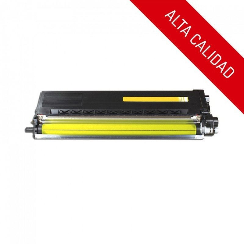 ALTA CALIDAD / BROTHER TN320 / TN325 / COLOR NEGRO / TÓNER COMPATIBLE