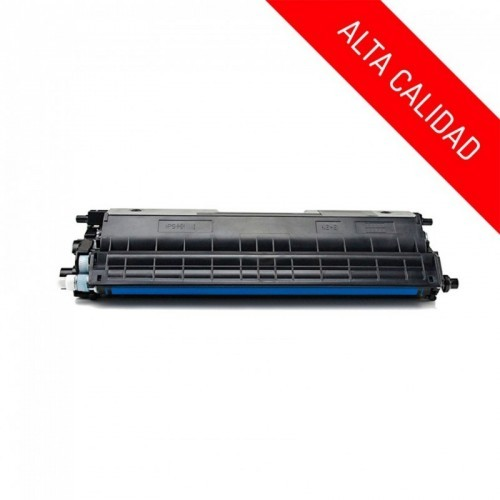 ALTA CALIDAD / BROTHER TN321 / TN326 / COLOR CYAN / TÓNER COMPATIBLE / TN-321C / TN-326C