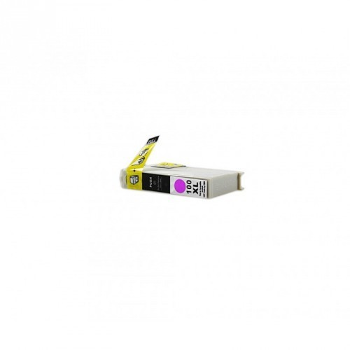 LEXMARK 100XL / COLOR MAGENTA / CARTUCHO DE TINTA COMPATIBLE / 14N1070E