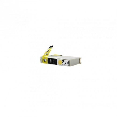 LEXMARK 100XL / COLOR AMARILLO / CARTUCHO DE TINTA COMPATIBLE / 14N1071E
