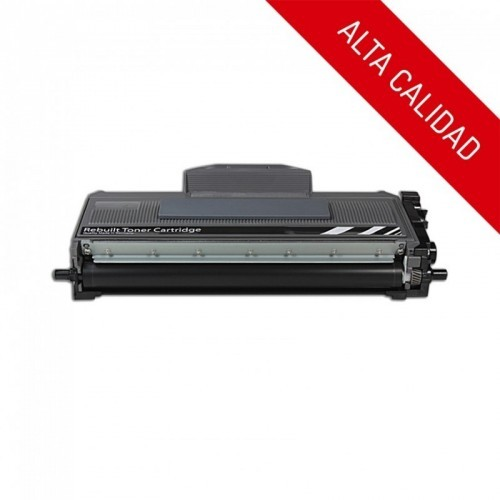 ALTA CALIDAD / BROTHER TN2120 / TN2110 / COLOR NEGRO / TÓNER COMPATIBLE