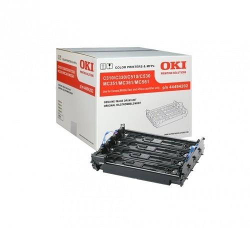 OKI C310 / C510 / MC351 / MC361 / UNIDAD DE IMAGEN ORIGINAL 44494202 / DRUM