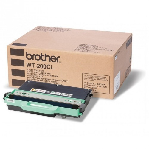 BROTHER WT-200CL / BOTE RESIDUAL ORIGINAL