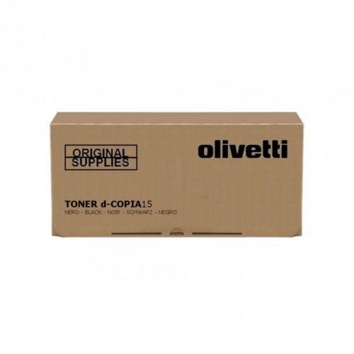 OLIVETTI D-COPIA 15 / D-COPIA 20 / COLOR NEGRO / TÓNER ORIGINAL / B0360