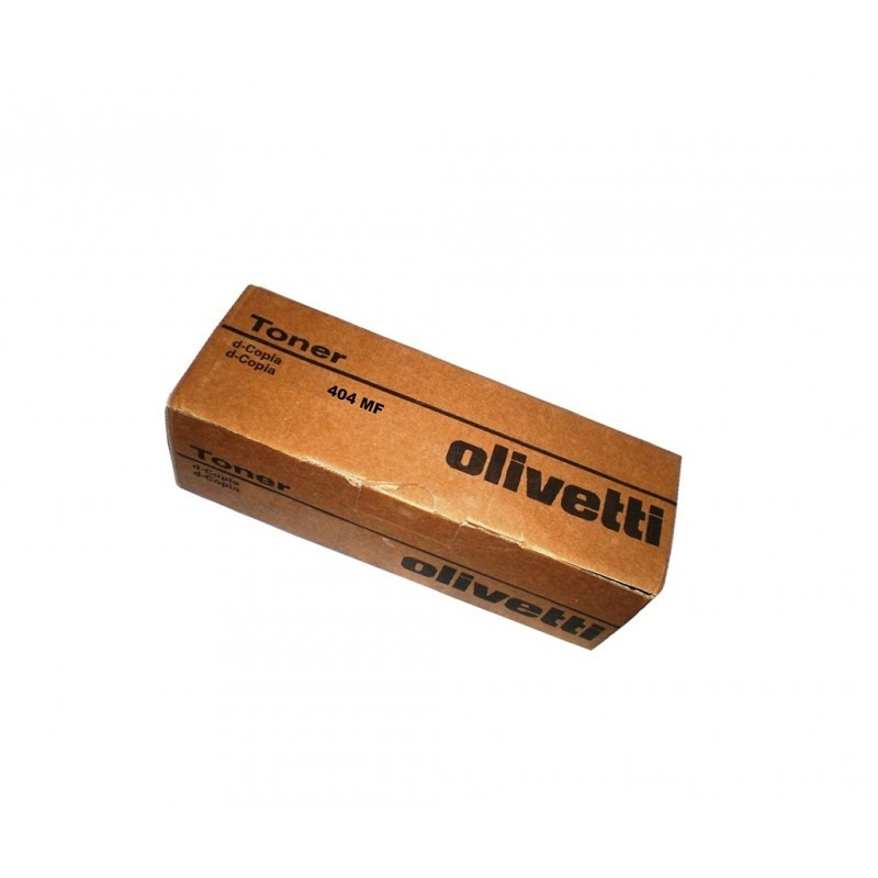 OLIVETTI D-COPIA 403MF / 404MF / COLOR NEGRO / TÓNER ORIGINAL / B0940