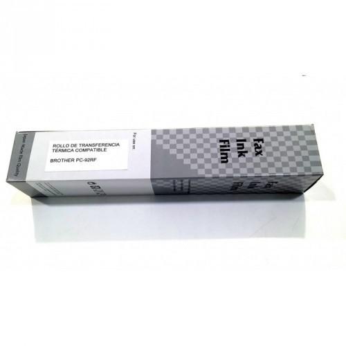 BROTHER PC-92RF / ROLLO DE TRANSFERENCIA TERMICA COMPATIBLE