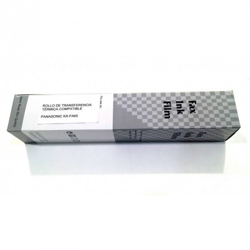 PANASONIC KX-FA65 / ROLLO DE TRANSFERENCIA TERMICA / COMPATIBLE