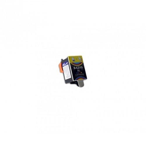 SAMSUNG M210 / COLOR TRICOLOR / CARTUCHO DE TINTA COMPATIBLE / INK-M210