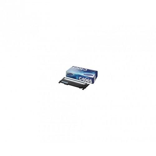 SAMSUNG CLP360 / CLX3305 / COLOR CYAN / TÓNER ORIGINAL / CLT-C406S