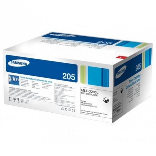 SAMSUNG ML3310 / ML3710 / COLOR NEGRO / TÓNER ORIGINAL / MLT-D205L