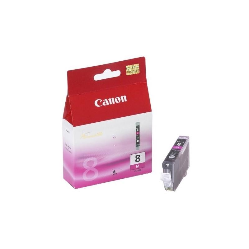 CANON CLI8 / COLOR MAGENTA / CARTUCHO DE TINTA ORIGINAL / 0622B001