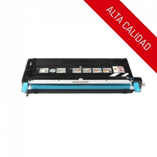 ALTA CALIDAD / XEROX PHASER 6180 / COLOR CYAN / TÓNER COMPATIBLE / 113R00723