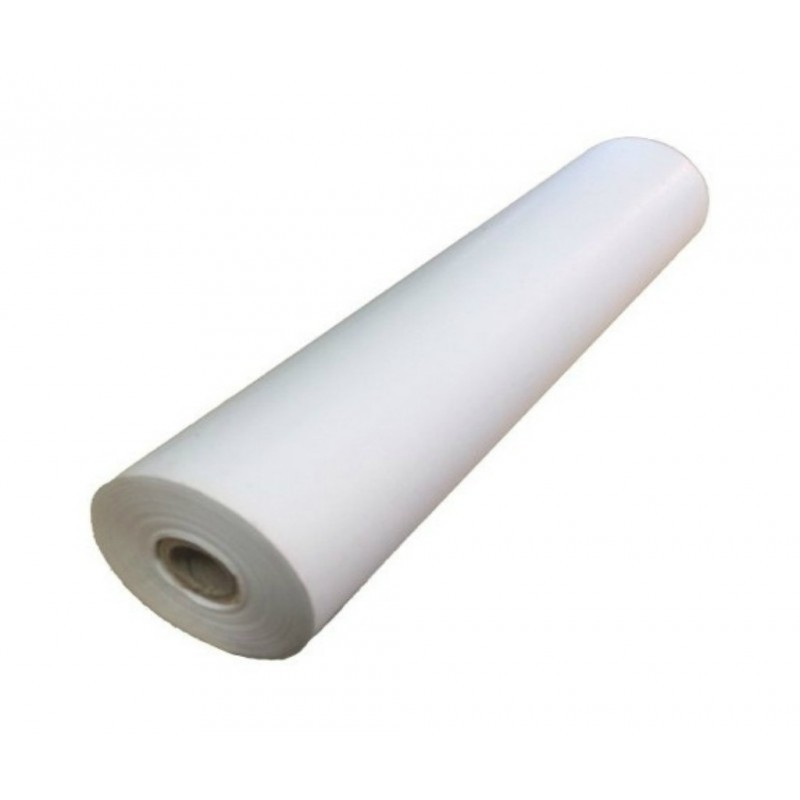 Rollo de Papel Térmico / para Fax / 210 X 100 X 25 mm / Color Blanco / 56 gramos