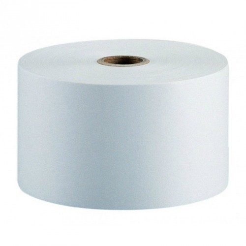 Rollo de Papel / Offset / Electra / 44 X 70 mm / Color Blanco / 60 Gramos / 10 Rollos
