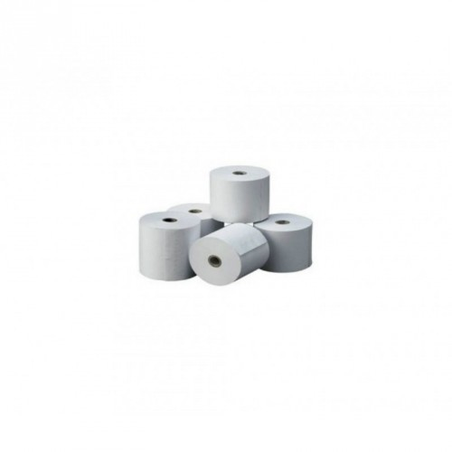 Rollo de Papel Térmico / 57 X 35 mm / Color Blanco / 56 gramos / 10 Rollos