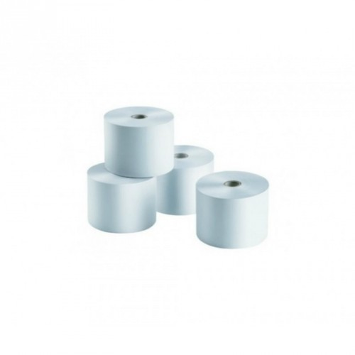 Rollo de Papel Térmico / 57 X 45 mm / Color Blanco / 56 gramos / 10 Rollos
