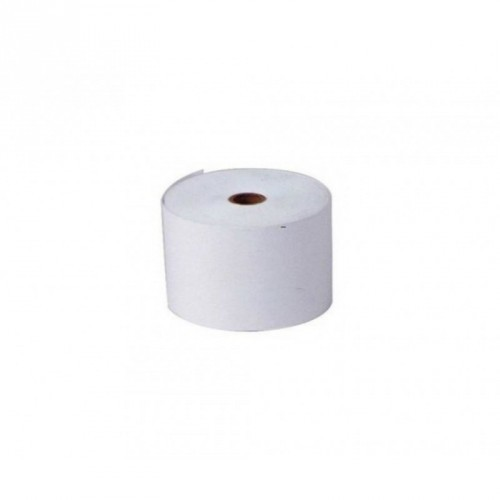 Rollo de Papel / Offset / Electra / 57 X 65 mm / Color Blanco / 60 Gramos / 10 Rollos