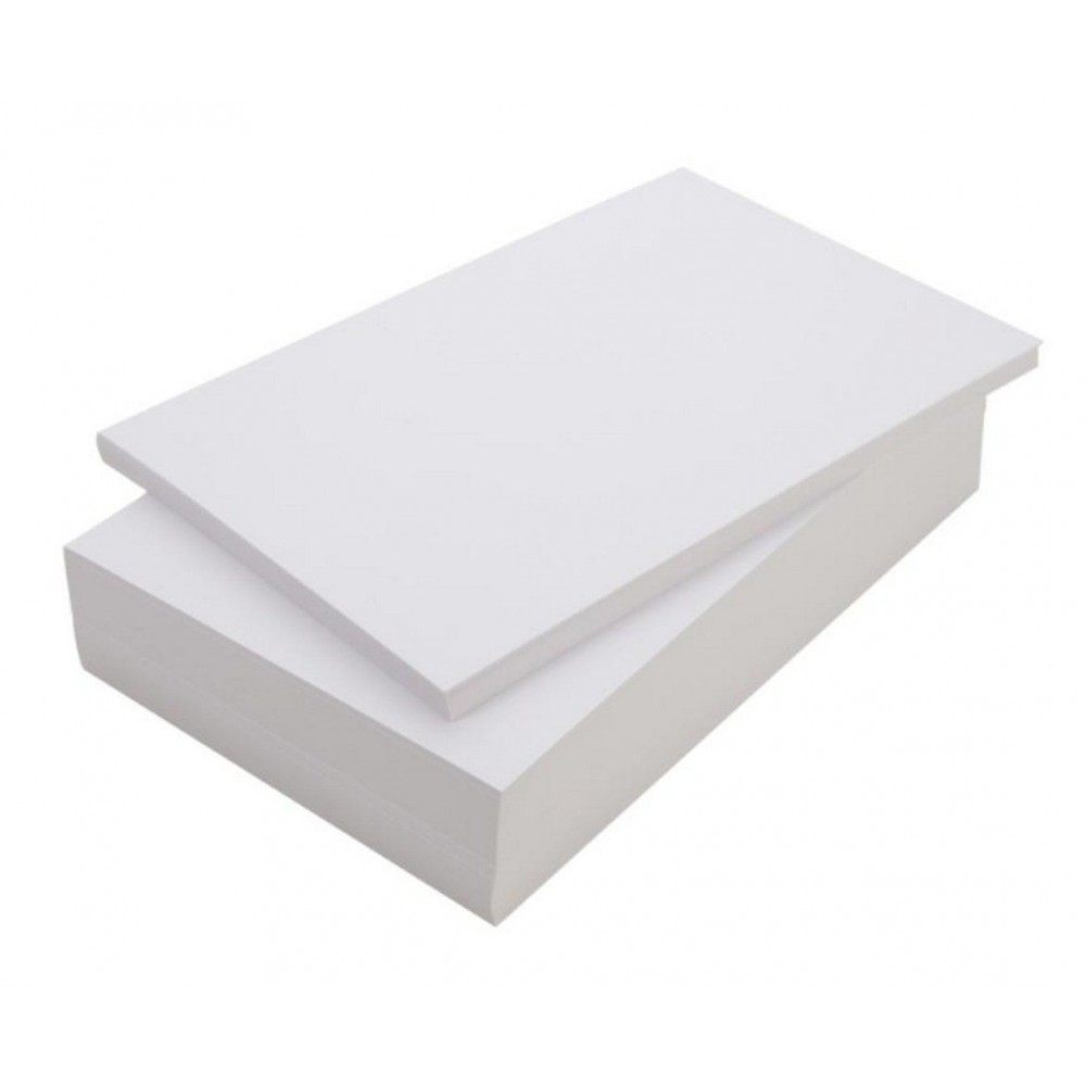 Papel Fotografico A4 200 Gramos Paquete De 20 Hojas Blanco