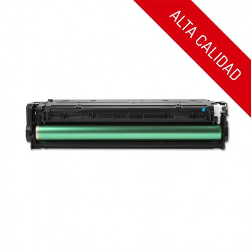 ALTA CALIDAD / HP CF401X / COLOR CYAN / TÓNER COMPATIBLE / 201X