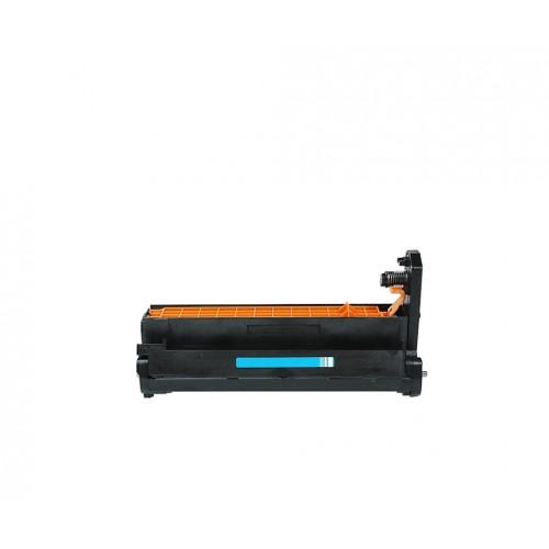 OKI C5600 / C5700 / C5800 / C5900 / C5500 / C5650 / C5750 / C5850 / C5950 / MC560 / C610 / CYAN / DRUM COMPATIBLE