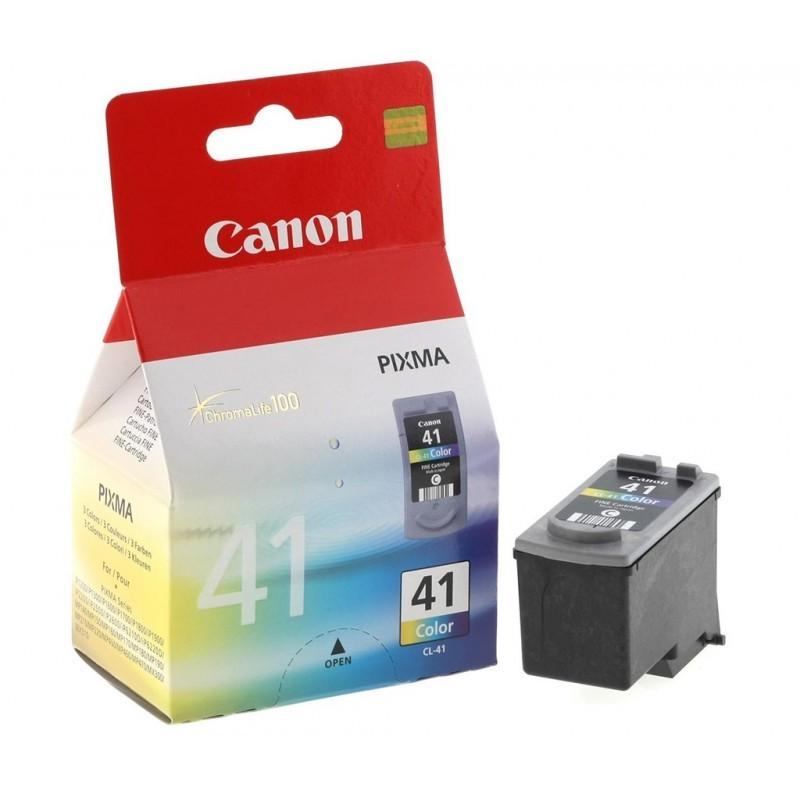 CANON CL41 / COLOR TRICOLOR / CARTUCHO DE TINTA ORIGINAL / 0617B001