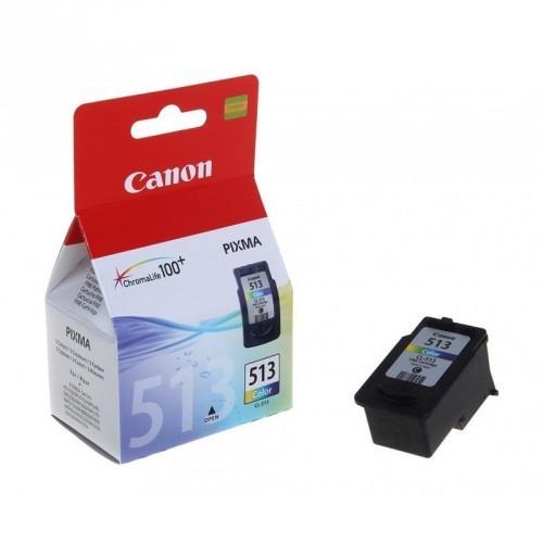 CANON CL513 / COLOR TRICOLOR / CARTUCHO DE TINTA ORIGINAL / 2971B001