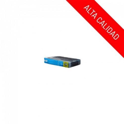 ALTA CALIDAD / CANON BCI6 / BCI5 / BCI3 / COLOR CYAN / CARTUCHO DE TINTA COMPATIBLE / 4706A002