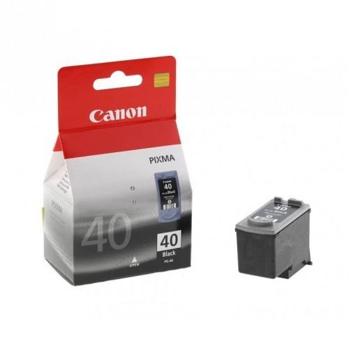 CANON PG40 / COLOR NEGRO / CARTUCHO DE TINTA ORIGINAL / 0615B001