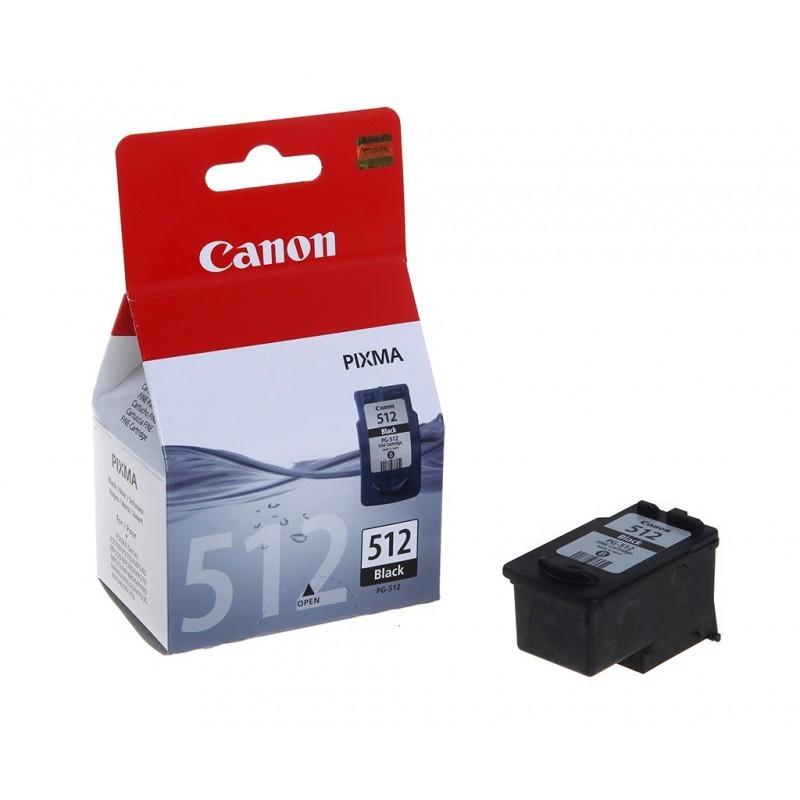 CANON PG512 / COLOR NEGRO / CARTUCHO DE TINTA ORIGINAL / 2969B001