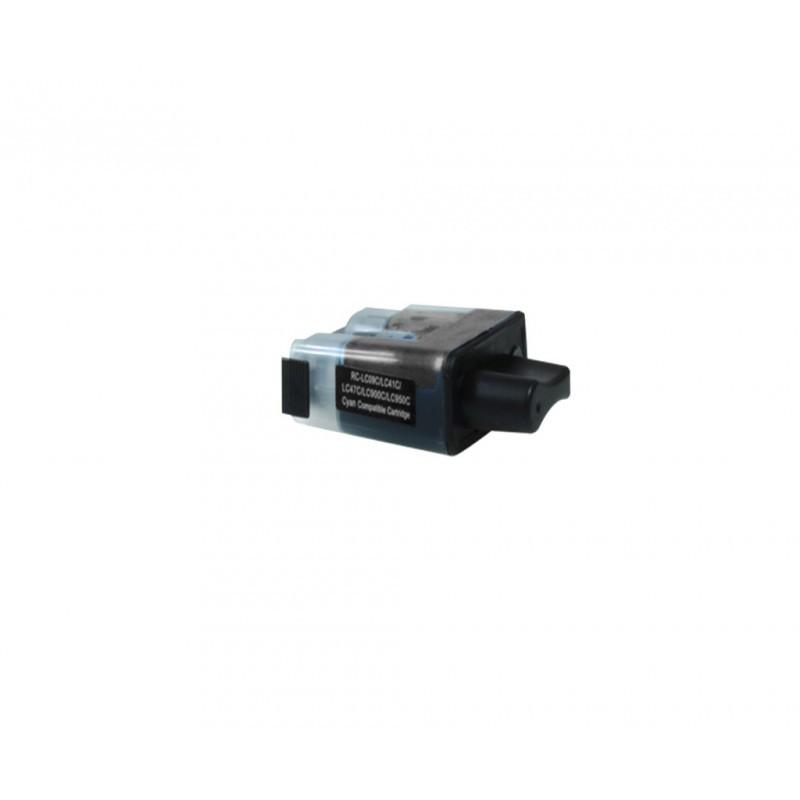 BROTHER LC900 / COLOR NEGRO / CARTUCHO DE TINTA COMPATIBLE