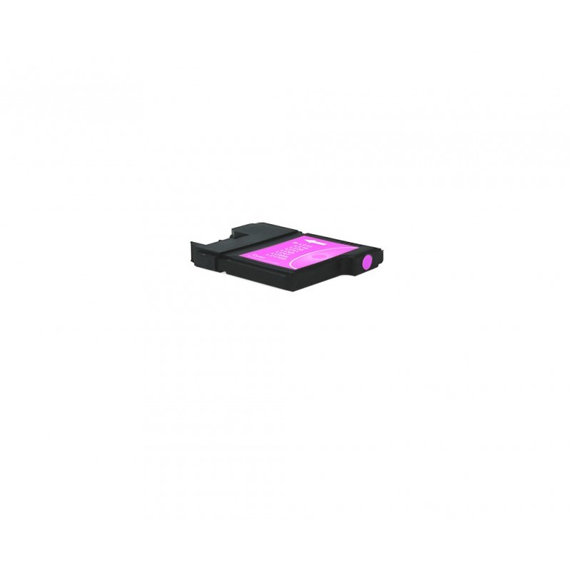 BROTHER LC980XL / LC1100XL / COLOR MAGENTA / CARTUCHO DE TINTA COMPATIBLE