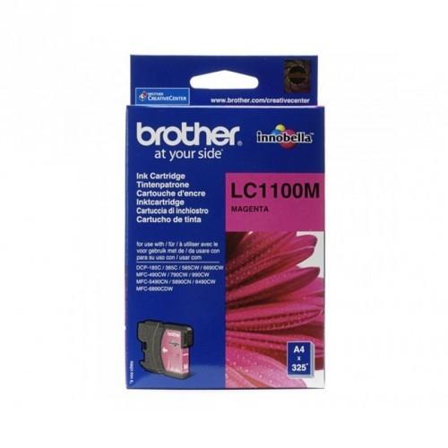 BROTHER LC1100 / COLOR MAGENTA / CARTUCHO DE TINTA ORIGINAL