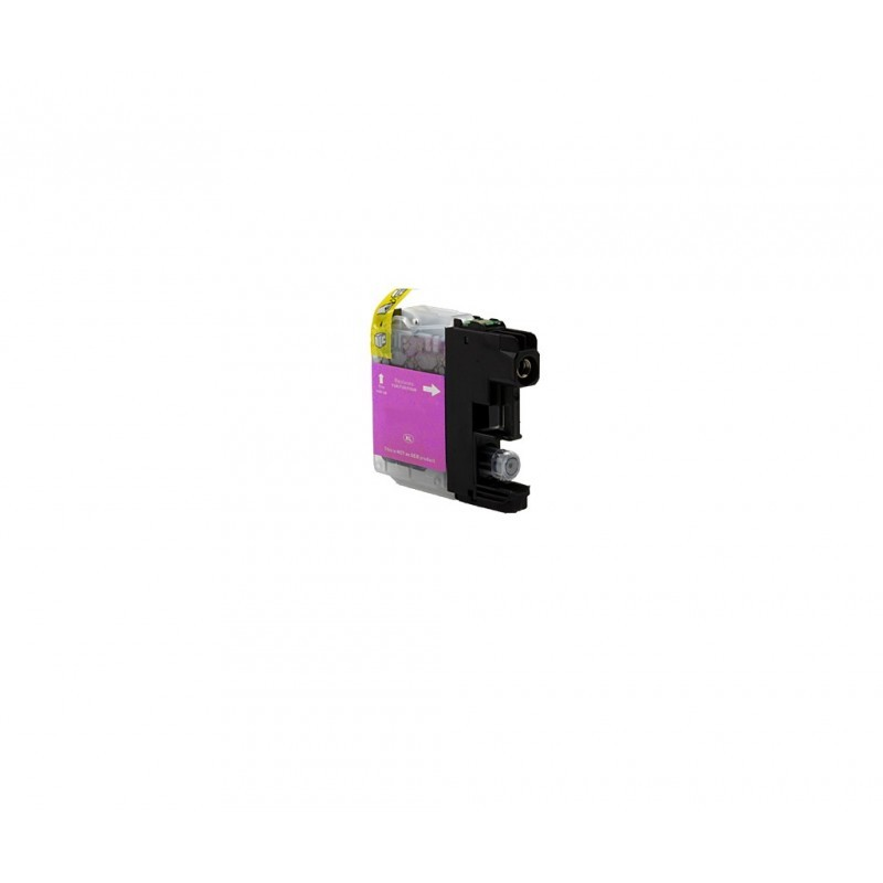 BROTHER LC121XL / LC123XL V3 / COLOR MAGENTA / CARTUCHO DE TINTA COMPATIBLE
