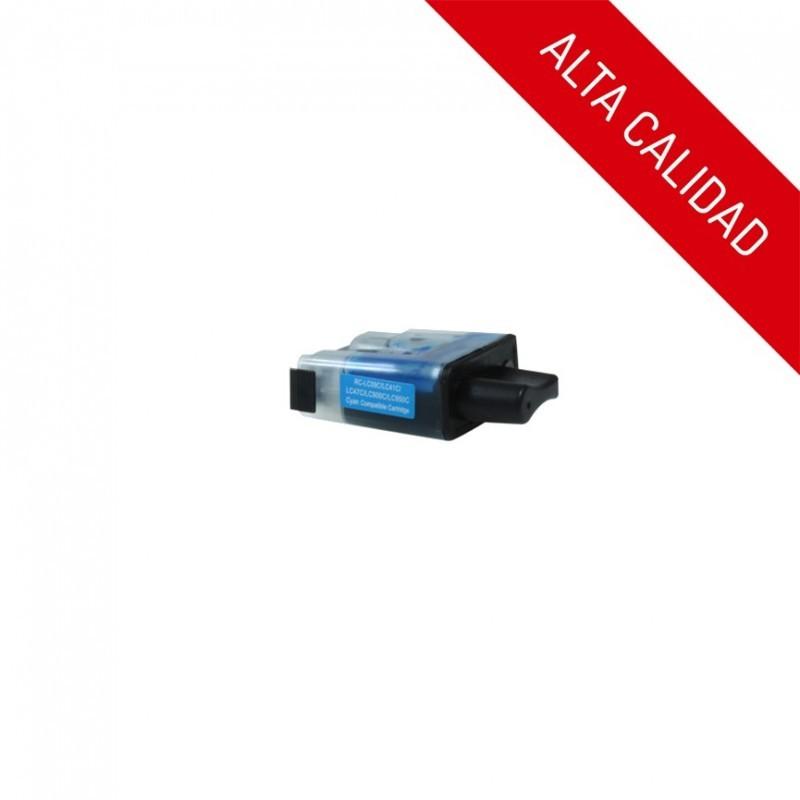 ALTA CALIDAD / BROTHER LC900 / COLOR CYAN / CARTUCHO DE TINTA COMPATIBLE