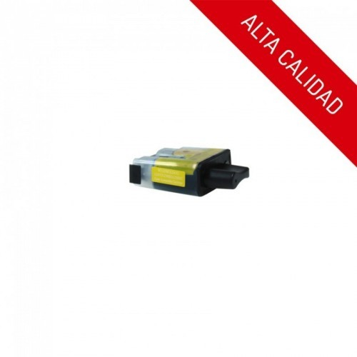 ALTA CALIDAD / BROTHER LC900 / COLOR AMARILLO / CARTUCHO DE TINTA COMPATIBLE