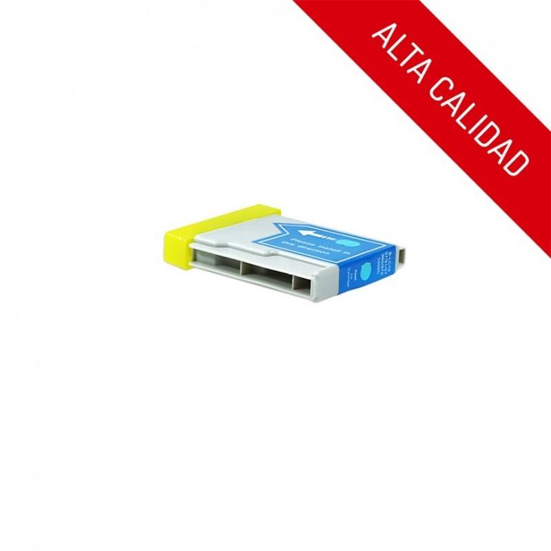 ALTA CALIDAD / BROTHER LC1000 / LC970 / COLOR CYAN / CARTUCHO DE TINTA COMPATIBLE
