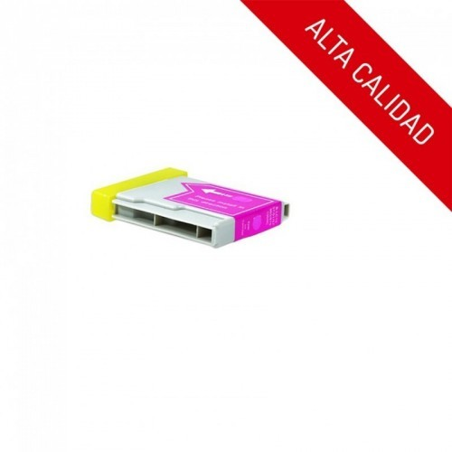 ALTA CALIDAD / BROTHER LC1000 / LC970 / COLOR MAGENTA / CARTUCHO DE TINTA COMPATIBLE