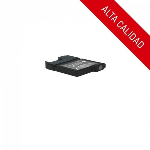 ALTA CALIDAD / BROTHER LC980 / LC1100 / COLOR NEGRO / CARTUCHO DE TINTA PIGMENTADA COMPATIBLE